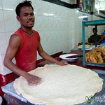 Large Flatbreat at Srimongal Market - Bangladesh