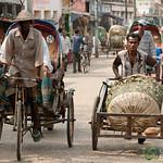 Bicycle Rickshaw and Manual Transport - Srimonga, Bangladesh