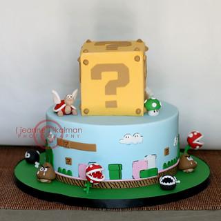 Rockin' Groom's Cake...