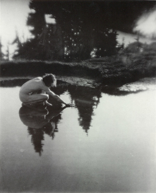 On Mt Rainier I, 1915, by Imogen Cunningham