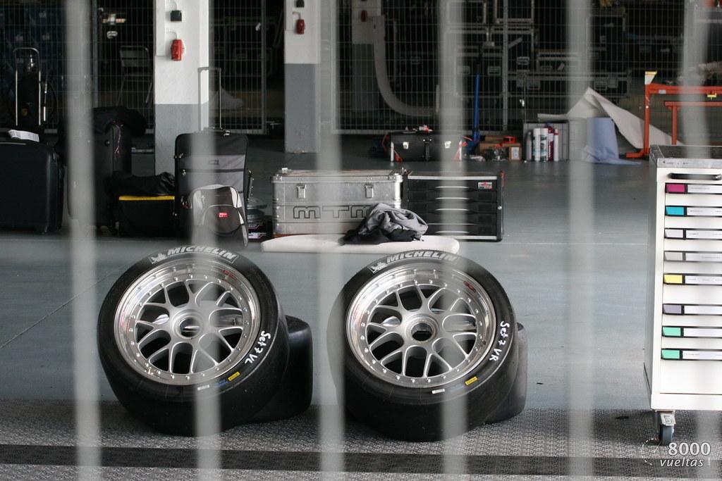 Michelin Pilot Performance Days 2011
