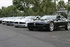 automobile, automotive exterior, wheel, vehicle, performance car, automotive design, fisker karma, bumper, sedan, land vehicle, luxury vehicle, supercar, sports car,