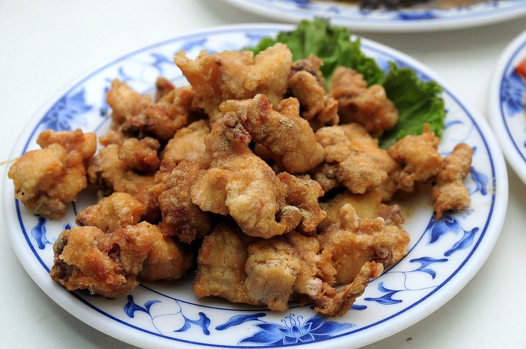 辛亥小館 - 椒鹽雞塊