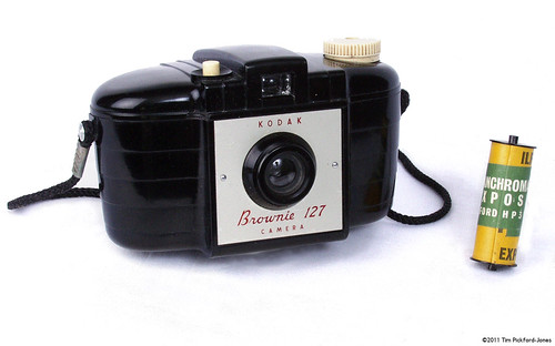Camera - Kodak Brownie 127