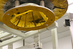 James Webb Space Telescope Secondary Mirror