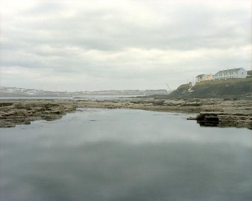 ocean ireland bw mamiya mediumformat landscape coast kodak atlantic pro lowtide 6x7 canoscan gossen 160 rz67 kilkee 110mm ektacolor 81a autaut lunaprosbc 9000f