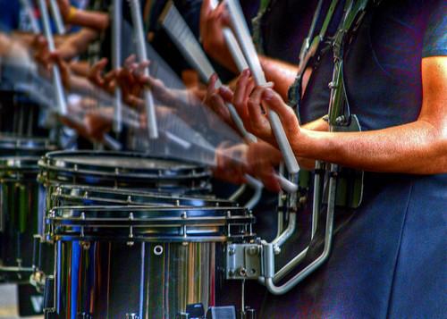 music usa motion musicians georgia drums nikon unitedstates action blurred drummers rythm drumsticks drumline alpharetta d80 drumandbugle stgrundy artistoftheyearlevel3 tosucceedmeansthatyoumayhavetostepoutoflineandmarchtothesoundofyourowndrummer stunningphotogpin