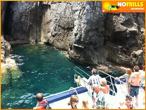 2 horas de viaje en barco por la bahía de Alcudia
