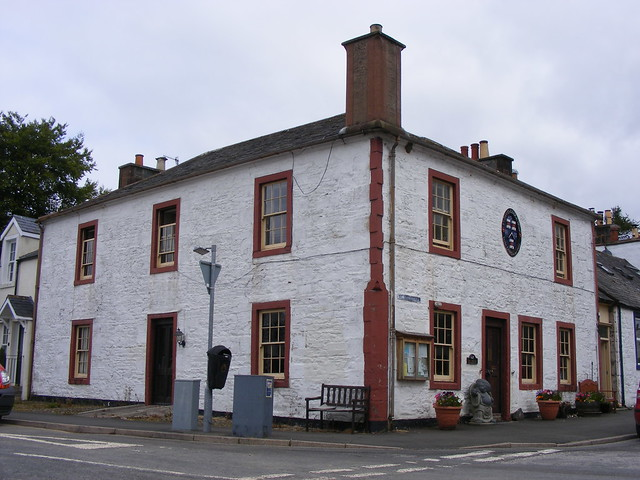 Dumfries & Galloway: Kirkpatrick Durham: THE DROVERS ARMS