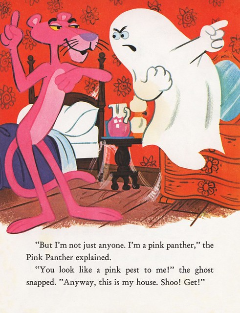 The Pink Panther in the Haunted House00014