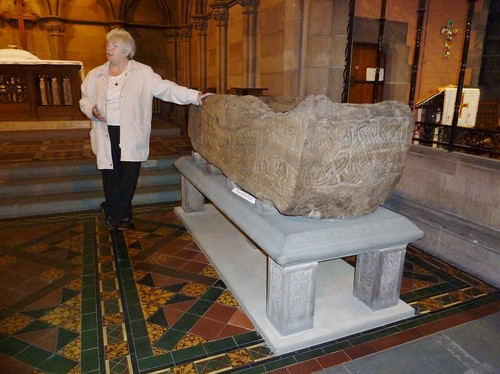 Sarcophagus, Govan Old Church