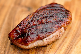 Spice-Rubbed Duck Breast