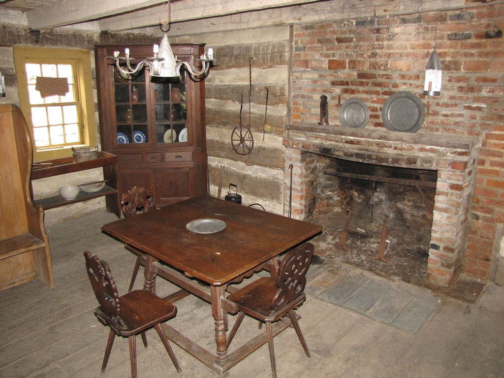 Perfect Old Bedford Kegg Blasko House