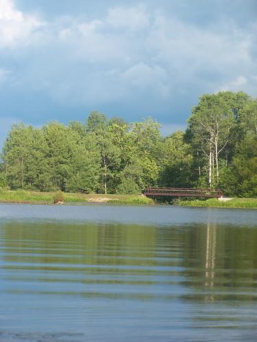 lake forest pond long state dam end longpond andyarthur