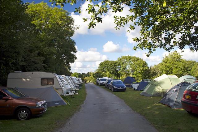 Camping and caravans