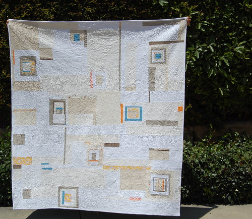 """what's for breakfast?"" quilt"