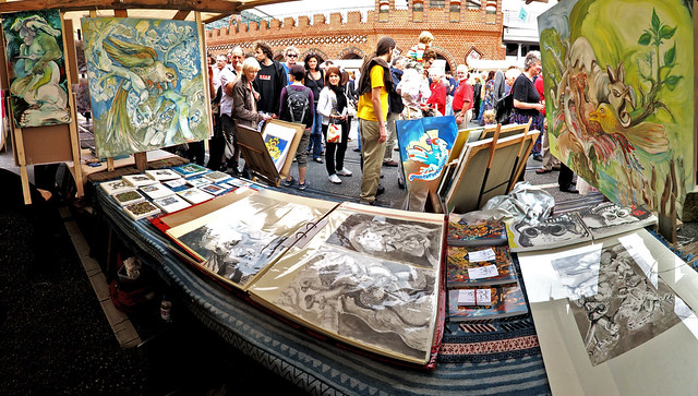 Open Air Gallery 2011