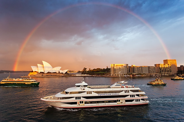 Sydney's Fleeting Attraction