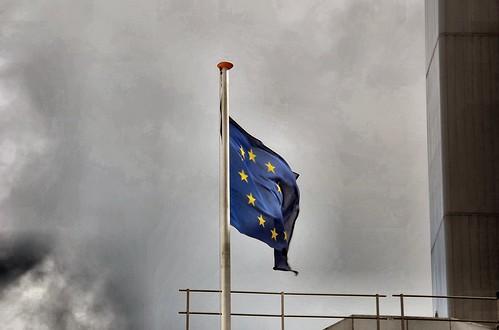 Gerard Stolk vers Noël - Europa in het nauw
