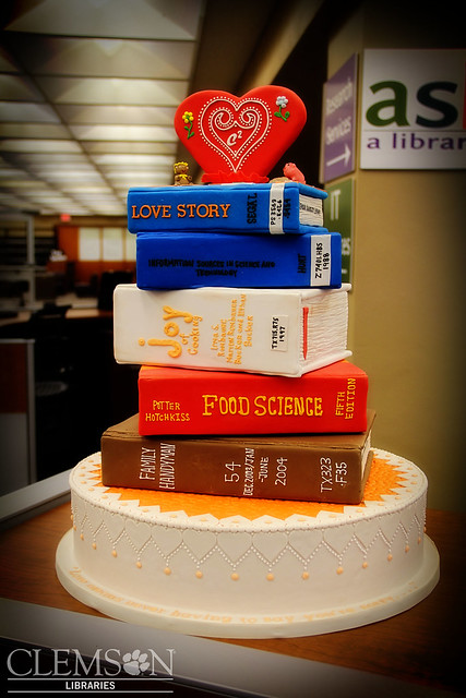 Ace of Cakes, library edition Flickr - Photo Sharing!