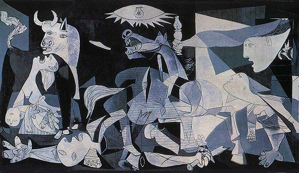 《ゲルニカ》(Guernica)