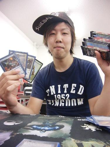 LMC Chiba 360th - M12 Game Day Champion : Watanabe Ryuji