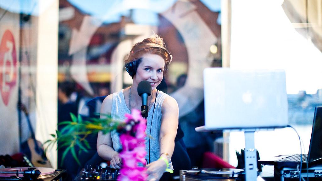 Christine - Øyafestivalen 2011