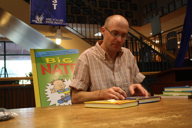 Camp Big Nate With Lincoln Peirce 8 2011 Flickr