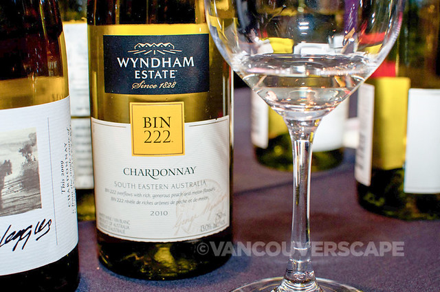 Wyndham Estate Chardonnay 2010