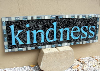 Fruit of the Spirit: Kindness Mosaic by Nutmeg Designs and Suzanne Halstead