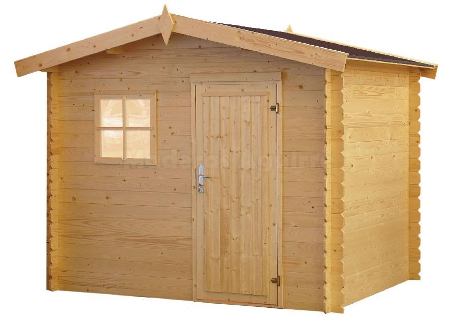 Maderas aguirre llamanos casetas de madera caseta de for Casetas de madera para jardin baratas