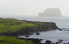 Island chain vista