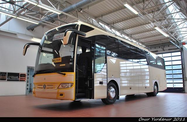 Mercedes-Benz Bus Factory Turkey Hoşdere | Flickr - Photo Sharing!