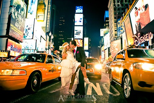 Alicia + David {New York}