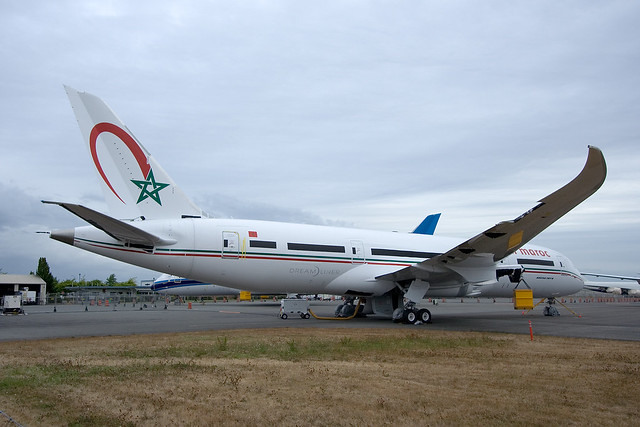 Royal Air Maroc's second Boeing 787