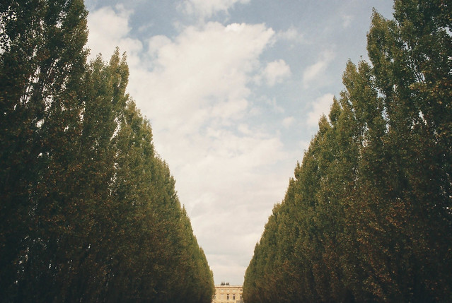 La rangée du Trianon