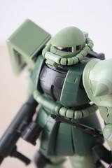 [RG] MS-06F ZAKU II