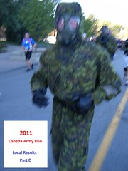 Canada Army Run 2011: local results, photos (Part D) by ianhun2009