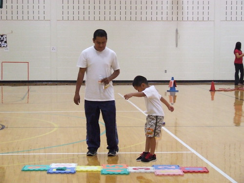 family fitness night 137