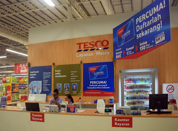 customer services at tesco essay 2write includes extensive critical analysis of customer satisfaction and loyalty (tesco, uk it is clear that crm can ensure better customer services.