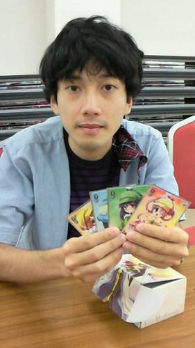 GPC Hiroshima #10 Champion : Hattori Taiki