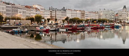 Galerías de La Marina (A Coruña)
