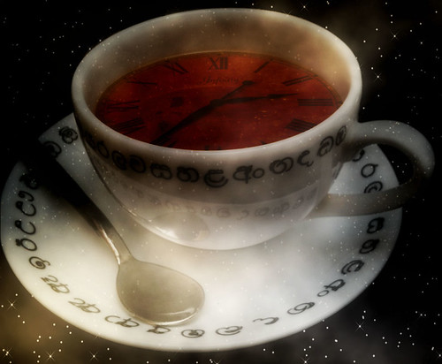 Time - The long dark Tea Time of the Soul