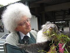 Martyn and Koala