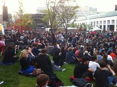 Arcade Fire Montreal