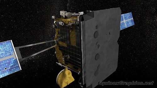 Solar Orbiter front view