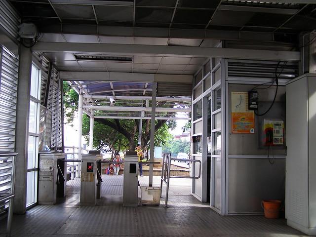 TransJakarta公交车站