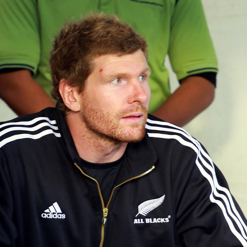 All Blacks - Adam Thomson