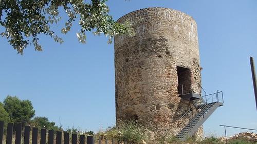 Torre Benviure de Sant Boi