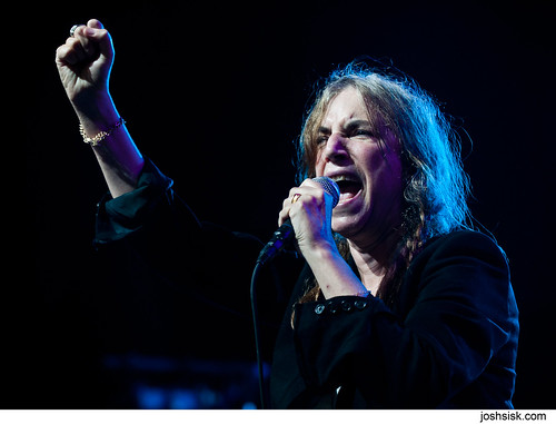 Patti Smith @ FreeFest 2011